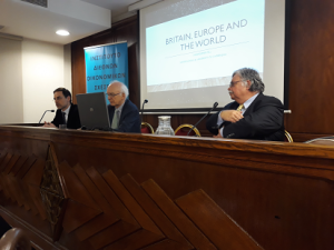 Event: 'Brexit, Britain and the world' – 7 February 2019, Athens. University of Peloponnese