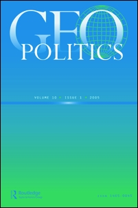 "New Paper by Dimitris Bouris and Beste İşleyen ""The European Union and Practices of Governing Space and Population in Contested States: Insights from EUPOL COPPS in Palestine"" – in Geopolitics"