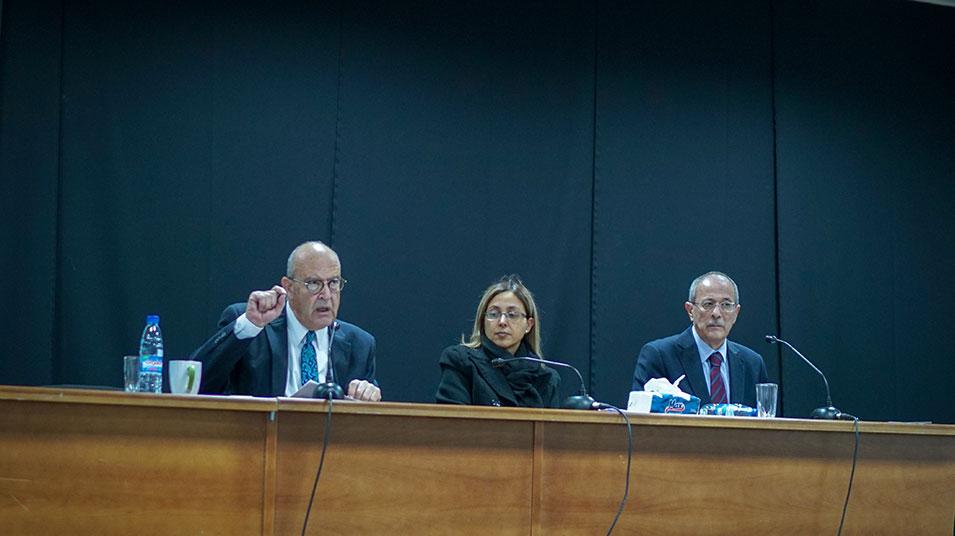 Birzeit professors analyze Oslo Accords, 'deal of the century' in Ibrahim Abu-Lughod symposium