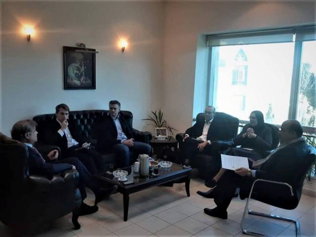 Scholars from the Norwegian Defence Research Establishment visit The University of Jordan