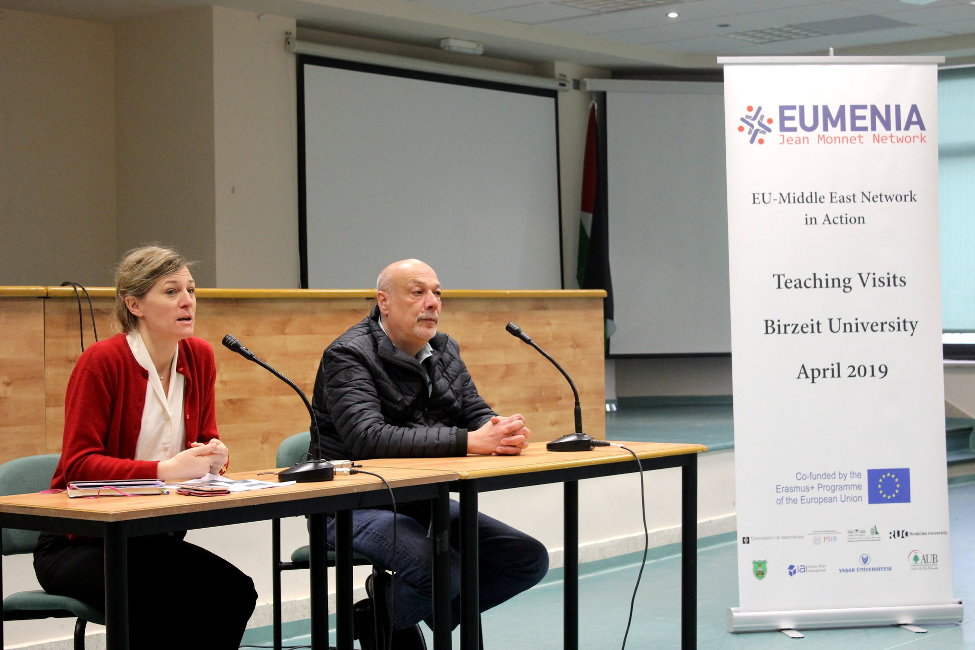 EUMENIA teaching visits were launched!