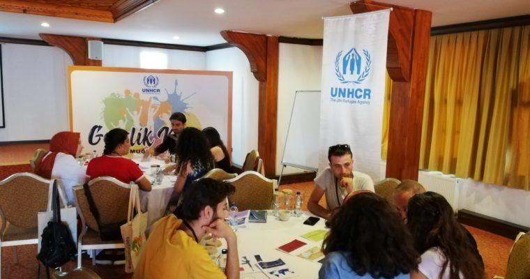Event: Dr. Gökay Özerim held a workshop in Muğla