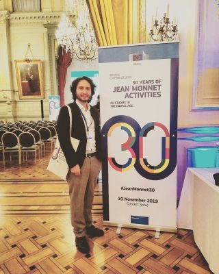 Assoc. Prof. Dr. Gökay Özerim was awarded Jean Monnet Chair on migration in EU-Turkey Relations by the European Commission