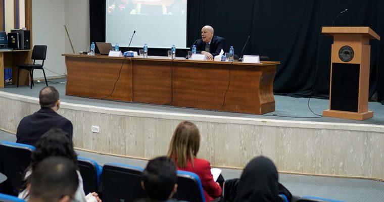 Event: closing workshop of national dialogue project explores effects of Palestinian political split at Birzeit University