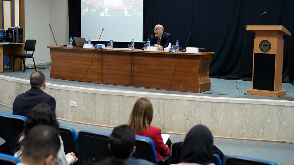 Event: closing workshop of national dialogue project explores effects of Palestinian political split at Birzeit University