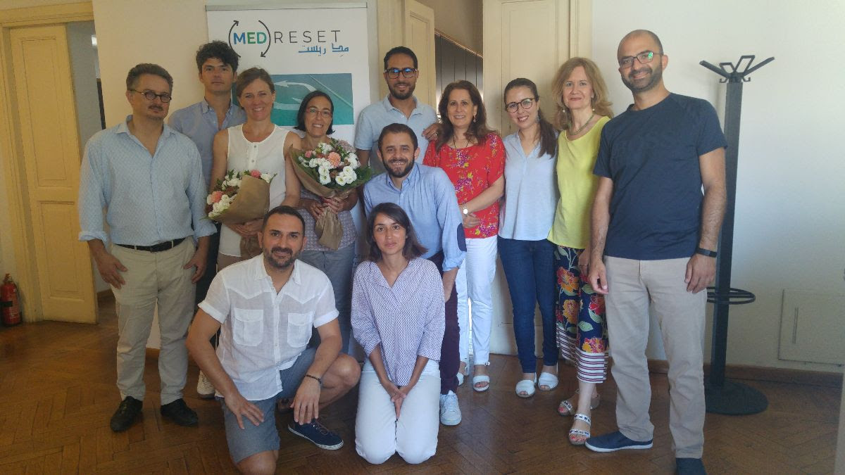 Event: MEDRESET held its final review and workshop in Rome