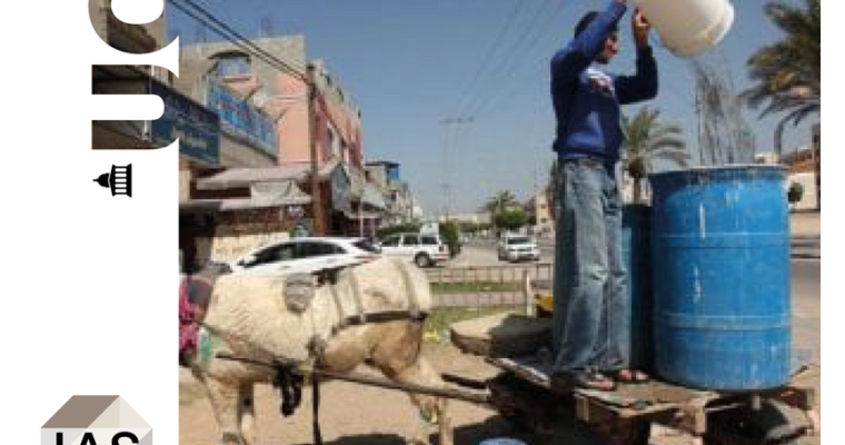 New podcast: Life in the Time of Coronavirus. #3 Gaza: from ghetto to frontier