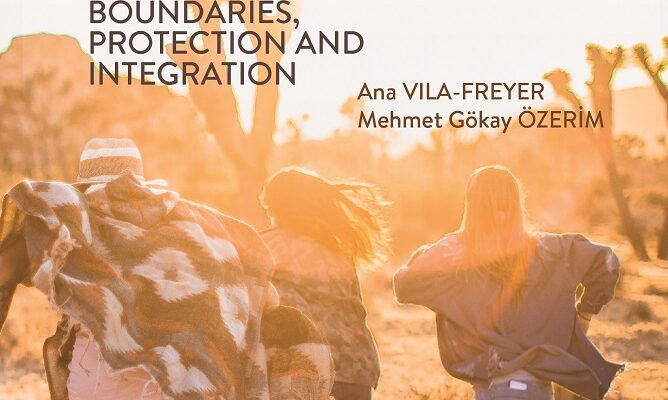 "New publication by Dr Gökay Özerim entitled ""Young Migrants: Vulnerabilities, Boundaries, Protection and Integration"""