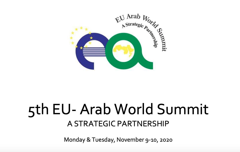 "Events organised by IAI in the framework of the 5th ""EU- Arab World Summit: a Strategic Partnership"""