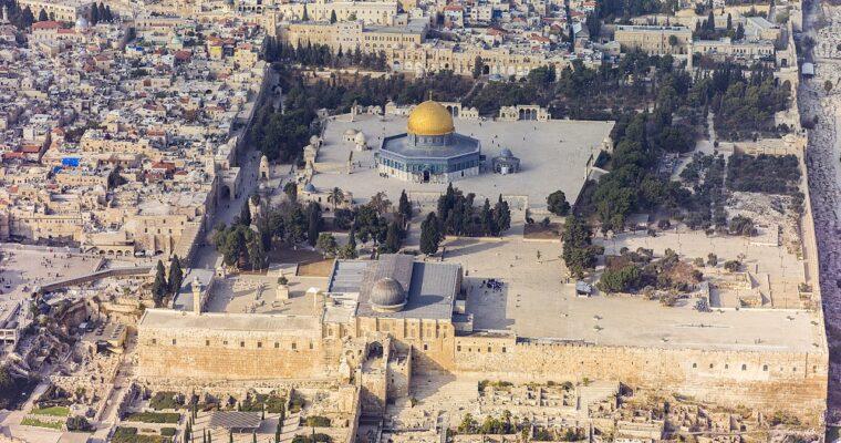 Webinar: Israel's annexation plan: how should Europe react? organised by IAI