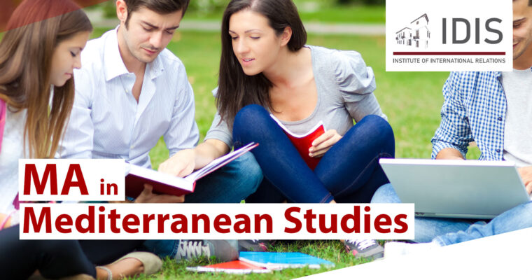 Call for Applications: Master of Arts (M.A.) in Mediterranean Studies – The University of Peloponnese